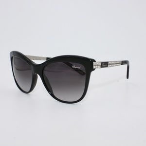Chopard Sunglasses SCH 189 S Shiny Black 0700